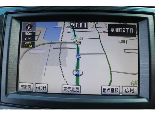 350G エアロツアラー 純正HDDナビ フルセグ Bカメラ(9枚目)