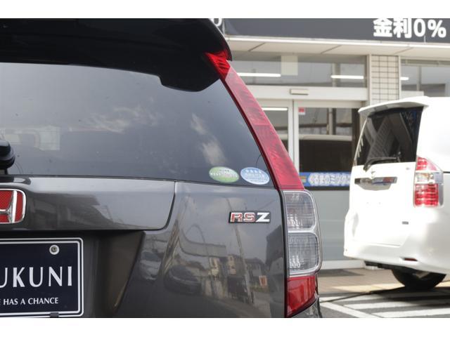 RSZ特別仕様車 HDDナビエディション フルエアロ(16枚目)