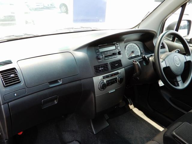 ダイハツ ムーヴ カスタム X タイベル交換済 4WD 純正CDオーディオ