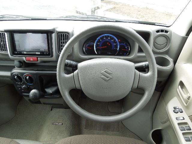 計器類の視認性もよく、運転し易いクルマです。