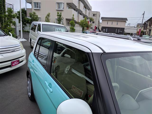 S 届出済未使用車 レーダーブレーキサポート シートヒーター(8枚目)