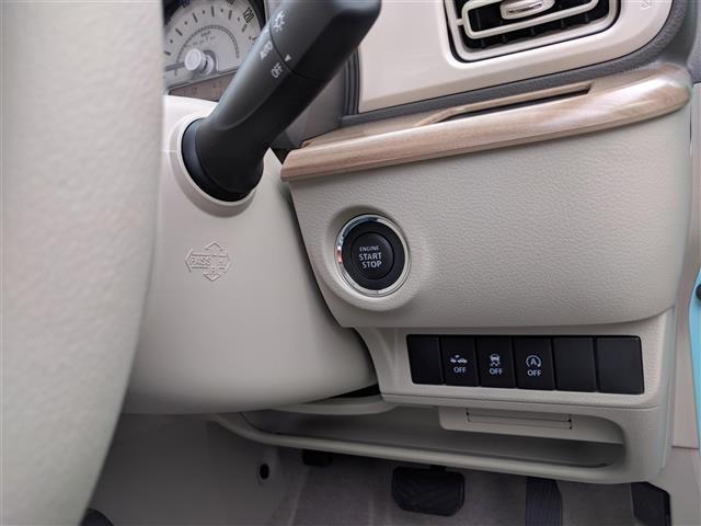 S 届出済未使用車 レーダーブレーキサポート シートヒーター(19枚目)