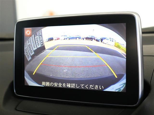マツダ CX-3 XDツーリングiStop 純正SDナビバックカメラ地デジTV