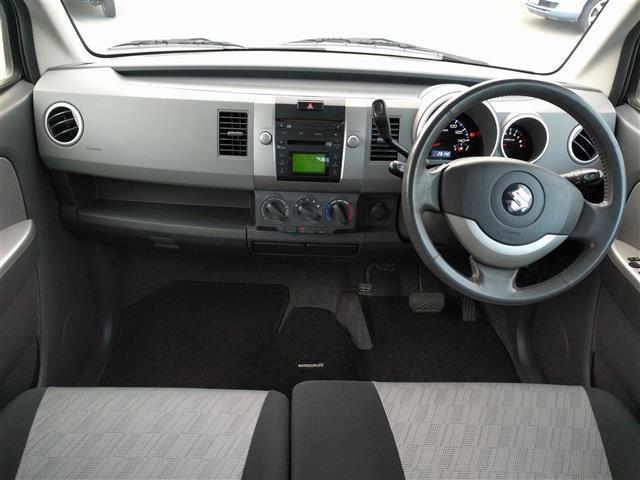 スズキ ワゴンR FX-S LTD フロントベンチシート