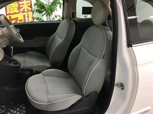 「フィアット」「フィアット 500」「コンパクトカー」「静岡県」の中古車15