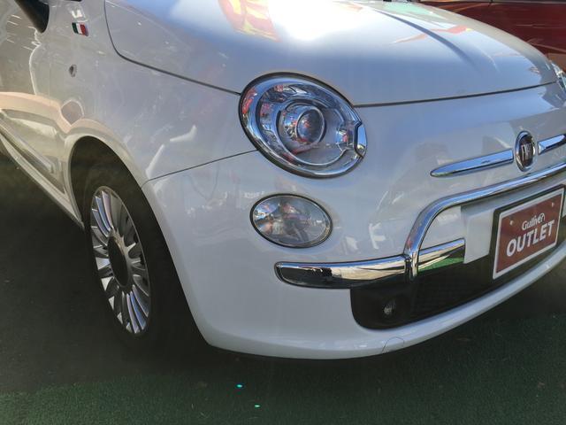 「フィアット」「フィアット 500」「コンパクトカー」「静岡県」の中古車57
