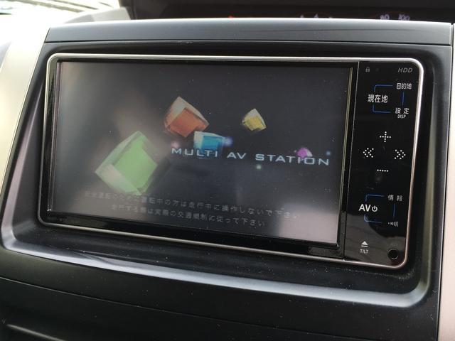 トヨタ ヴォクシー ZS 煌 純正HDDナビTV 両側オートD BカメラETC