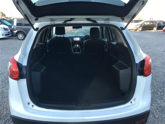 マツダ CX-5 XD Lパッケージ/4WD 本革 パワーシート HDDナビ
