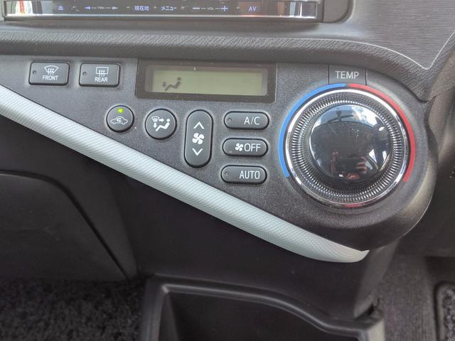 トヨタ アクア S ワンオーナー ナビTV ETC スマートキー