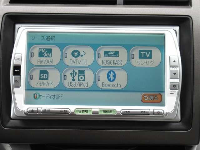 ホンダ ストリーム X 純正SSDナビRカメラ ETC