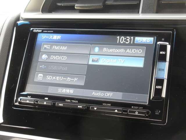 RS 純正メモリーナビ 衝突軽減ブレーキ 7スピードパドルシフト Bluetooth フルセグTV Rカメラ LEDヘッドライト サイドカーテンエアバック 純正16インチアルミホイール ワンオーナー 禁煙車(4枚目)
