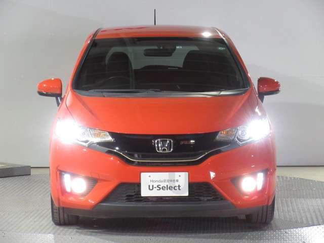 RS 純正メモリーナビ 衝突軽減ブレーキ 7スピードパドルシフト Bluetooth フルセグTV Rカメラ LEDヘッドライト サイドカーテンエアバック 純正16インチアルミホイール ワンオーナー 禁煙車(6枚目)