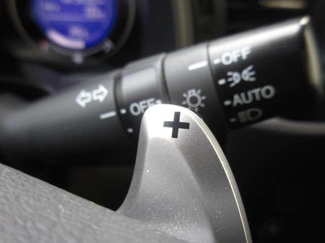 RS 純正メモリーナビ 衝突軽減ブレーキ 7スピードパドルシフト Bluetooth フルセグTV Rカメラ LEDヘッドライト サイドカーテンエアバック 純正16インチアルミホイール ワンオーナー 禁煙車(14枚目)