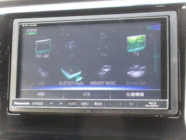 G・Lパッケージ パナソニック製SDナビ Bluetooth ETC(4枚目)