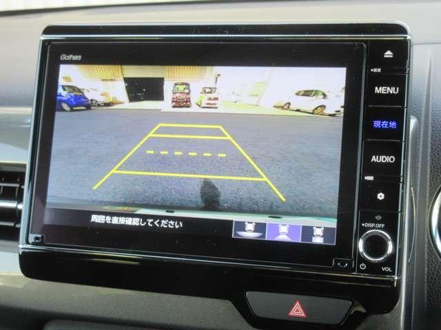 L・ターボホンダセンシング 当社試乗車 純正8インチナビ Bluetooth ETC(6枚目)