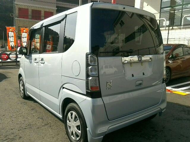 「ホンダ」「N BOX」「軽自動車」「長崎県」の中古車3