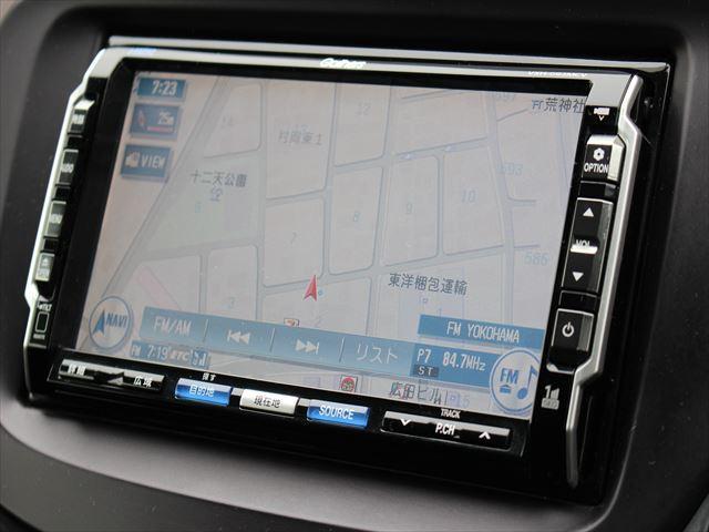 Honda純正HDDナビゲーション搭載です☆