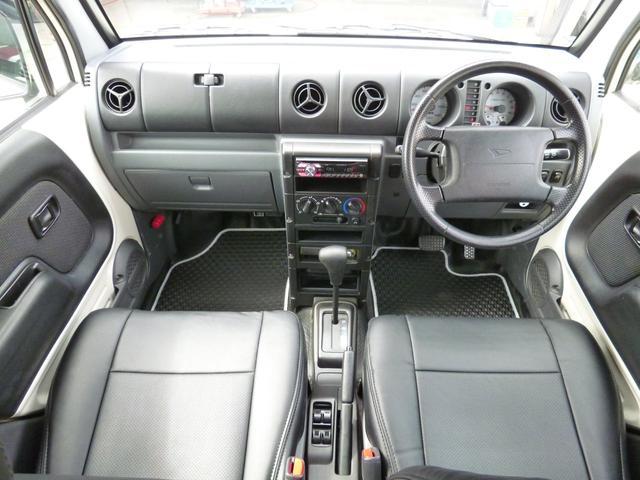 ターボG 4WDターボ リフトアップ 新品アルミタイヤSET(3枚目)