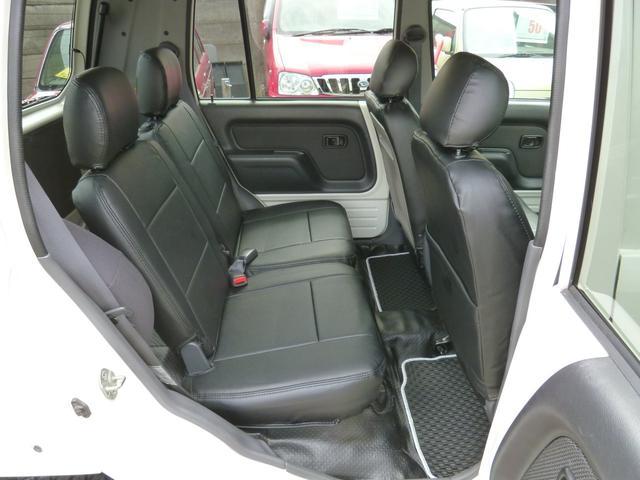 ターボG 4WDターボ リフトアップ 新品アルミタイヤSET(15枚目)