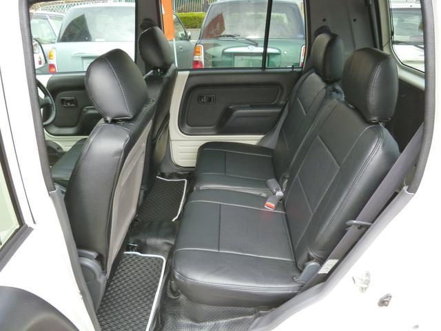 ターボG 4WDターボ リフトアップ 新品アルミタイヤSET(17枚目)