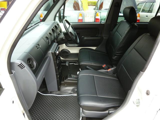 ターボG 4WDターボ リフトアップ 新品アルミタイヤSET(18枚目)