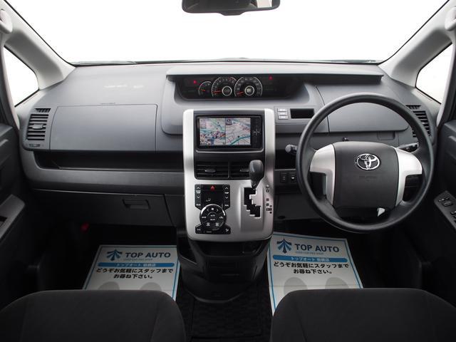 トヨタ ノア X 後期型 メモナビ 音楽録音 Bluetooth パワスラ