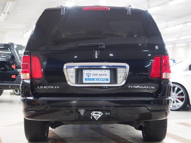 リンカーン リンカーン ナビゲーター アルティメイト 4WD サンルーフ 本革シート 後席モニター