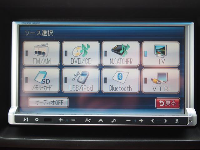 ホンダ エリシオンプレステージ S HDDナビスペシャルパケ 両パワ ハーフレザー ETC
