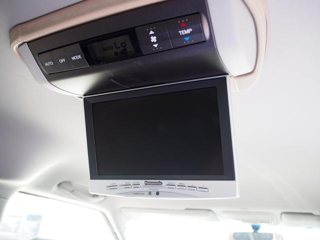 ホンダ エリシオンプレステージ SZ 1オーナ 両パワ 本革シート HDDナビ 後席モニター