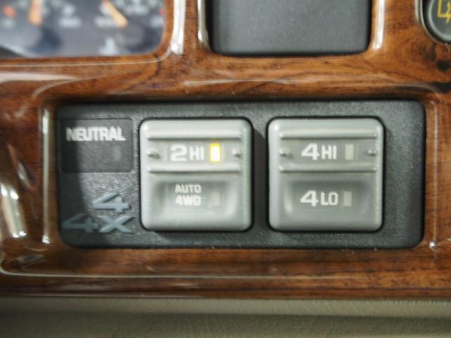 4WD 本革 HDDナビ フルセグ リフトアップ 1ナンバー(12枚目)