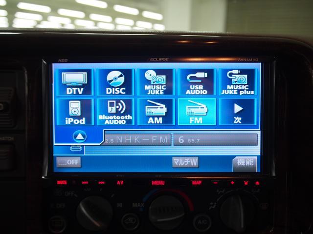 4WD 本革 HDDナビ フルセグ リフトアップ 1ナンバー(14枚目)