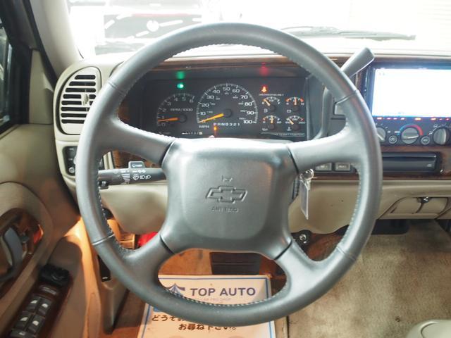 4WD 本革 HDDナビ フルセグ リフトアップ 1ナンバー(19枚目)