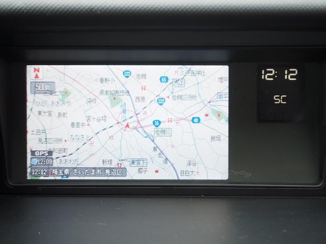SG HDDナビパッケージ ハーフレザー 両パワ クルコン(16枚目)