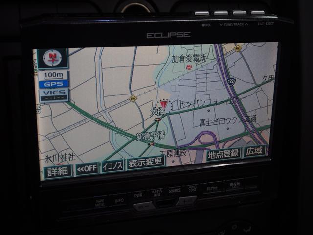 コンバーチブル 黒革シート HDDナビ 22アルミ新品タイヤ(12枚目)