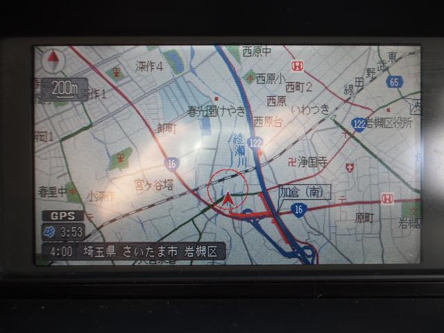 Gエアロ HDDナビスペシャルパケ 1オーナー 両パワ TV(13枚目)