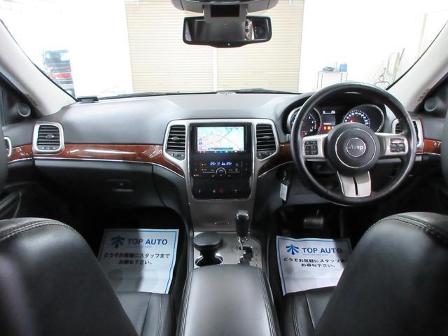 リミテッド 4WD 1オーナ 黒革 HDDナビ 後席モニター(18枚目)