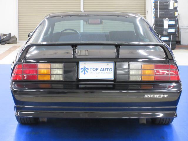 Z28 91年モデル 純正5速MT車 内装ルーフ張替済(5枚目)