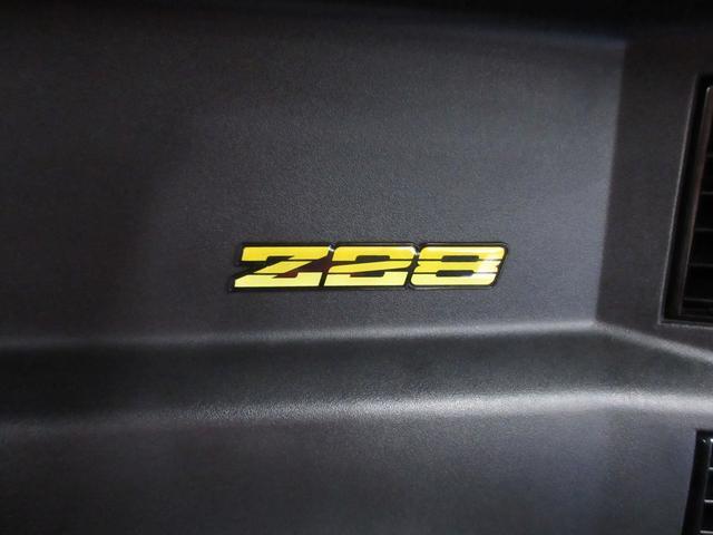 Z28 91年モデル 純正5速MT車 内装ルーフ張替済(11枚目)