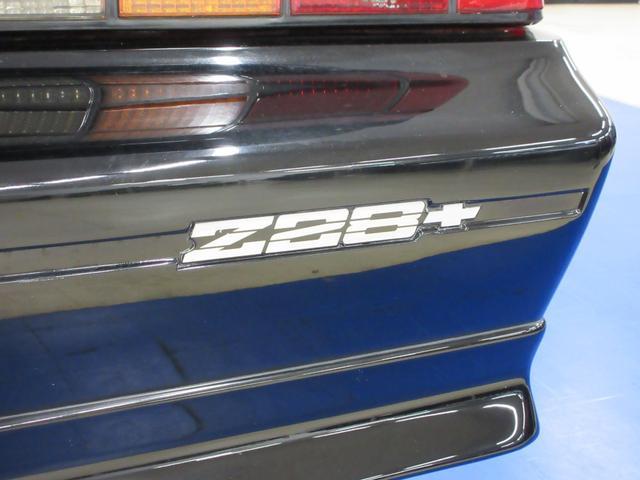 Z28 91年モデル 純正5速MT車 内装ルーフ張替済(12枚目)