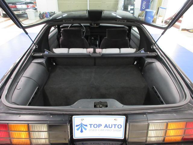 Z28 91年モデル 純正5速MT車 内装ルーフ張替済(13枚目)