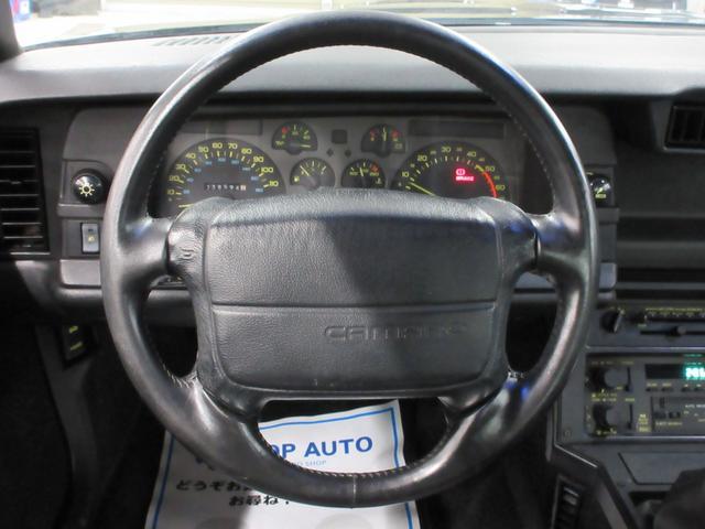 Z28 91年モデル 純正5速MT車 内装ルーフ張替済(18枚目)