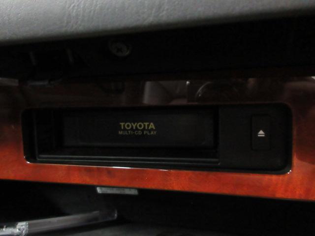 標準仕様車 中期型 元事業使用 電格ミラー 本革エアシート 後席モニター クルーズコントロール DVD再生 フルセグテレビ 電動格納ミラー CDチェンジャー 純正エアサス リフレッシングシート タイミングチェーン車 記録簿(18枚目)