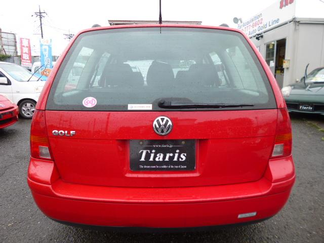 フォルクスワーゲン VW ゴルフワゴン GLi 最終型 HDDナビ ETC キーレス