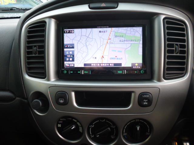 マツダ トリビュート LX Gパッケージ 4WD SDナビTV 19AW