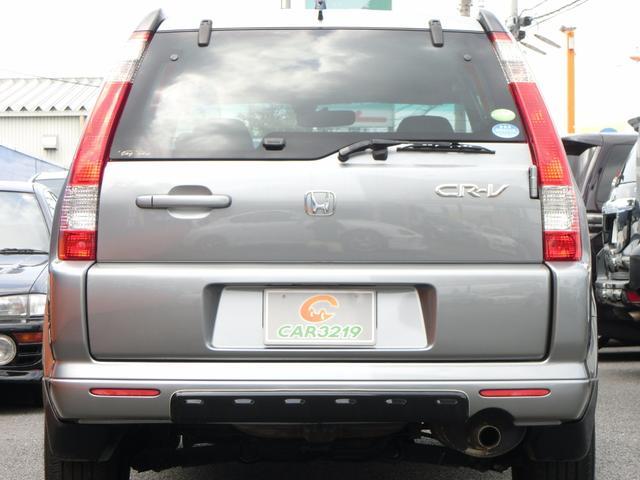 ホンダ CR-V iL-D ワンオーナー キーレス 4WD 17AW HID