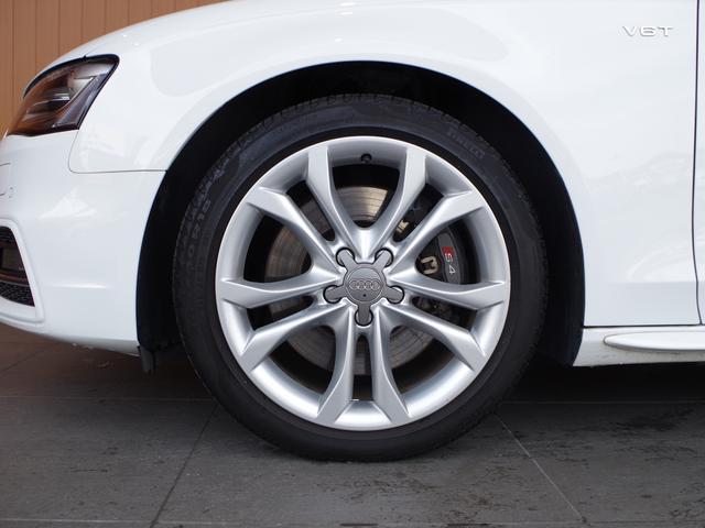 アウディ アウディ S4 2013モデル アシスタンスPKG ACC 黒革シートB&O