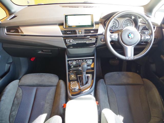 BMW BMW 218iアクティブツアラー Mスポーツ インテリジェントS