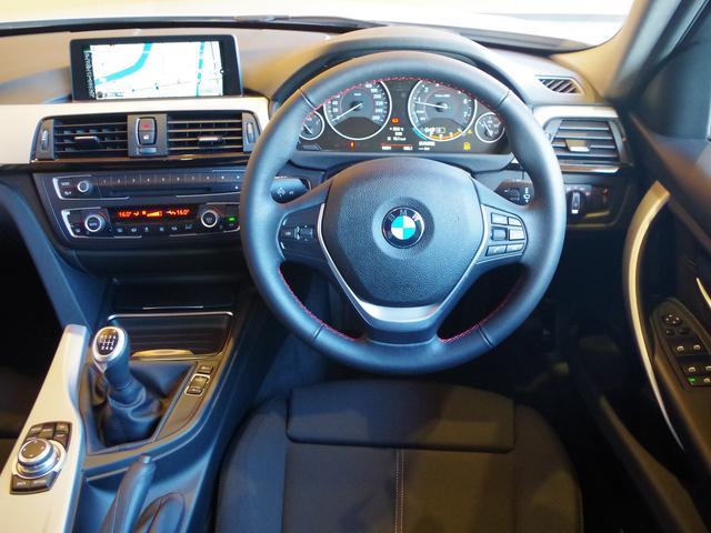 BMW BMW 320i スポーツ 6速MT サンルーフ 純正ナビ フルセグ