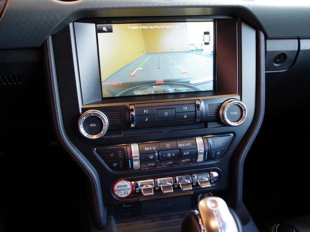 フォード フォード マスタング 50イヤーズED正規D車 黒革ACシート BORLAマフラー
