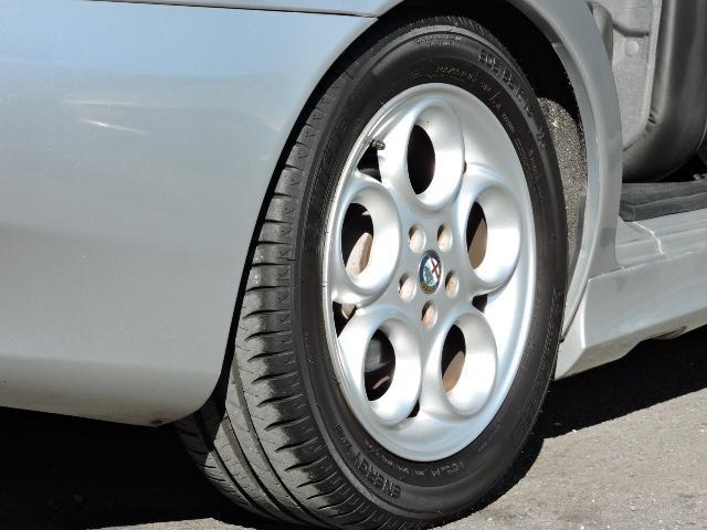 アルファロメオ アルファスポーツワゴン 2.5 V6 24V Qシステム黒革シート サンルーフD車